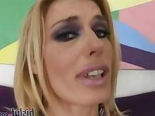 creampie cumshot hardcore hot mature babe blonde