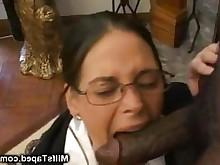 amateur big-tits black blowjob boobs big-cock deepthroat huge-cock interracial