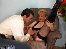 mature nylon prostitut blonde blowjob big-cock hairy handjob