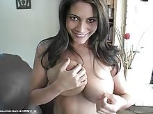 milf pov solo big-tits jerking mammy masturbation