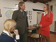 foot-fetish fuck hardcore kinky old-and-young oral panties pussy schoolgirl