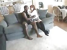 redhead wife amateur black big-cock huge-cock interracial juicy mature