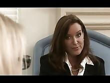 big-tits dolly lesbian mammy mature milf office wet