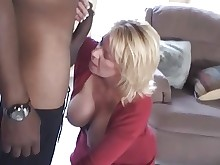blonde boobs big-cock cougar curvy hot interracial mature milf