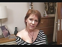 big-tits boobs mature milf playing