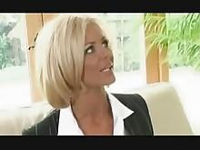 juicy interracial blonde pornstar milf