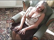 boobs bus busty erotic granny mature striptease tease big-tits