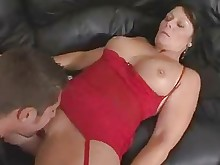 mammy mature beauty milf big-tits nude boobs oral brunette