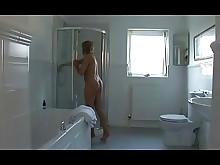 bus busty dress fingering milf playing shower stocking striptease