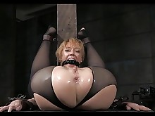 orgasm mature interracial bdsm anal