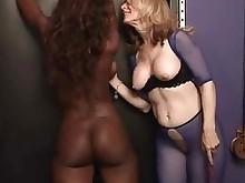 ebony interracial lesbian mature black