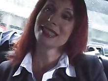 pretty milf fuck amateur redhead