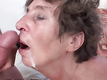 milf funny anal granny hairy hd mature