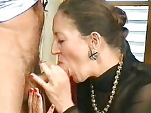 mature anal big-tits boobs fisting granny
