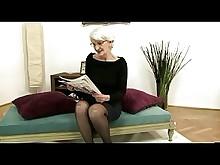 granny hairy licking mature oral pussy stocking sucking cumshot