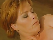big-tits boobs bus busty housewife mature redhead ride stunning