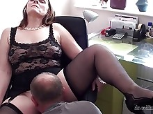 hd milf stocking webcam