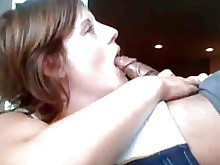 brunette big-cock couple first-time fuck hardcore homemade housewife interracial