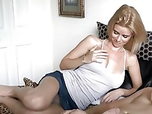 ass blonde handjob hd juicy licking mammy milf old-and-young
