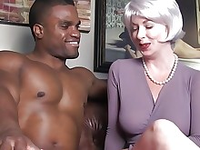 seduced big-tits black blowjob boobs handjob interracial juicy milf