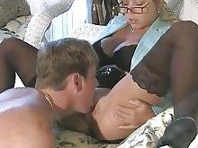 big-tits blonde boobs bus busty cougar gang-bang hot milf