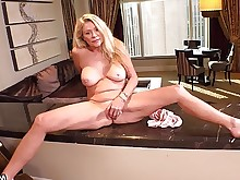 mammy milf pov big-tits blonde boobs bus busty cougar
