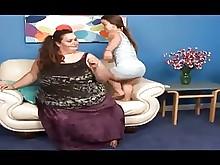 bbw fatty lesbian mature pretty