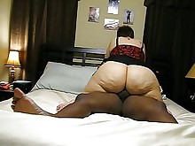 big-cock bbw homemade huge-cock interracial mature milf ride wife