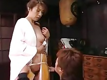 cumshot fuck hot japanese licking mammy old-and-young pussy seduced