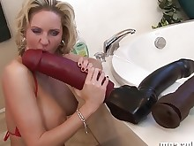 milf squirting toys bdsm big-tits boobs bus busty dildo