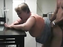 mammy mature amateur bbw interracial