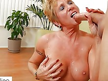 facials fuck granny hardcore horny kitty licking mature oral
