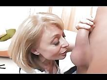 big-tits milf stocking