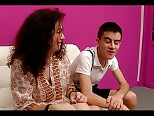 mammy mature milf old-and-young teen