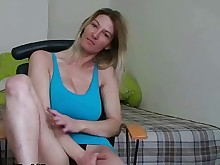 homemade mammy mature milf funny amateur big-tits boobs hidden-cam