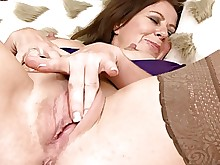 ass juicy massage masturbation mature milf solo stocking sweet