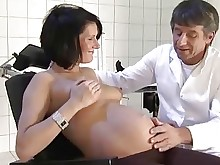 hardcore housewife kinky mammy milf nipples office playing pregnant