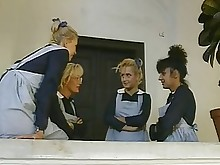 dildo fuck old-and-young pussy schoolgirl sucking teen threesome vintage