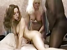 amateur blonde interracial milf threesome