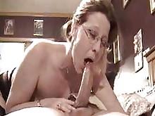 amateur blowjob deepthroat innocent mammy milf oral