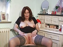 wild dildo mature nasty prostitut crazy stocking