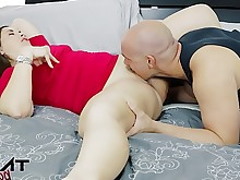 amateur ass blowjob doggy-style hd kiss mammy milf old-and-young