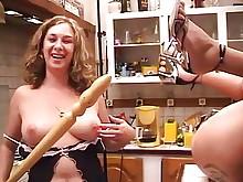 bdsm tattoo boobs slave big-tits mature pussy milf