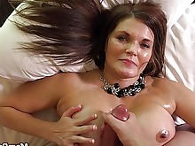big-cock cumshot hd hot huge-cock mammy mature milf pov