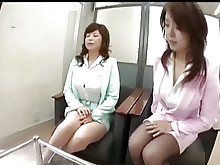 ass bbw japanese milf playing