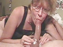 deepthroat blowjob amateur oral milf