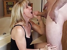 hot milf amateur blowjob car cumshot facials hd