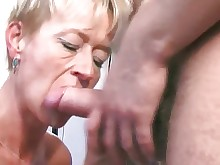 small-tits little mature slender fingering fuck granny