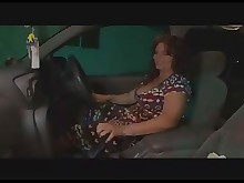 car bbw interracial mature