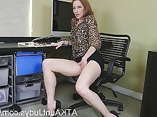 amateur hd lingerie masturbation mature milf nasty office slender